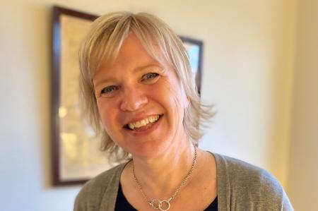Helene Ählberg, grundare av Teal for Teal Sweden